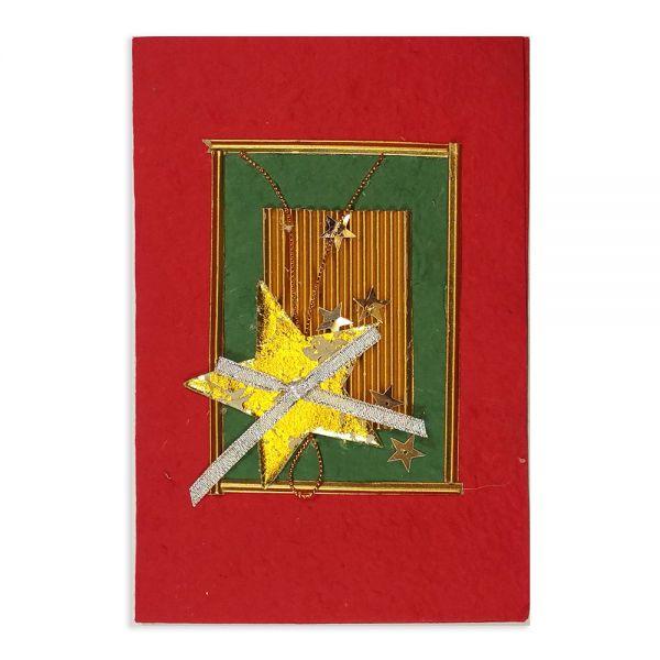 Weihnachtskarte mit Design | Motiv Nr. 18