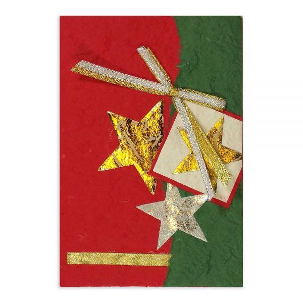 Weihnachtskarte mit Design | Motiv Nr. 17