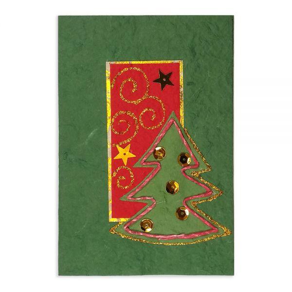Weihnachtskarte mit Design | Motiv Nr. 21