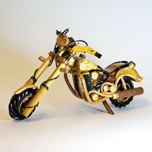 "Motorbike ""Big Bike"" klein, lenkbar,"