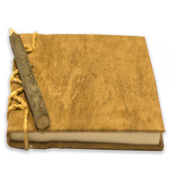 SAA-Bücherl aus Natur-Rinde vom Maulbeerbaum