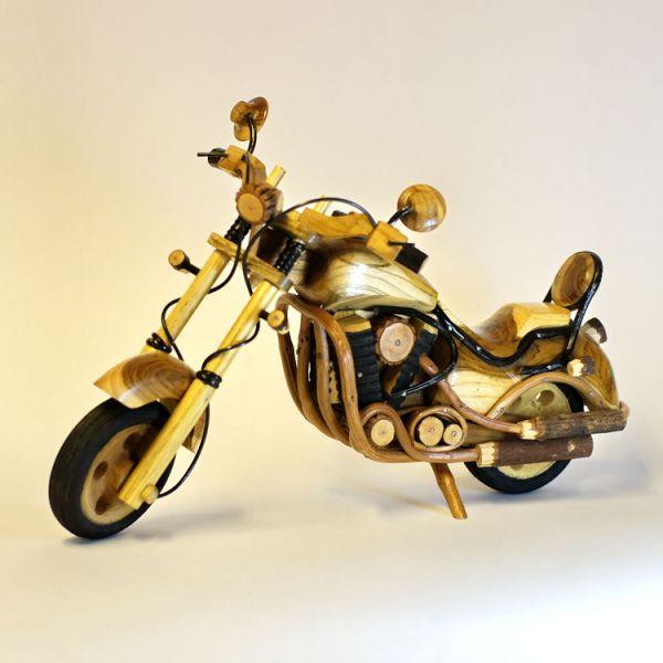 "Motorbike ""Big Bike"", lenkbar, rollbar"