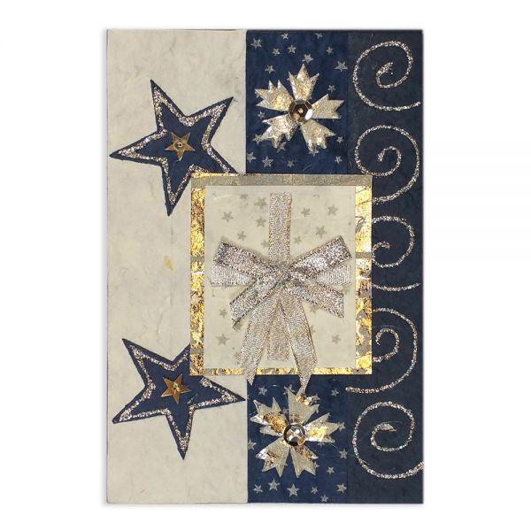 Weihnachtskarte mit Design | Motiv Nr. 24