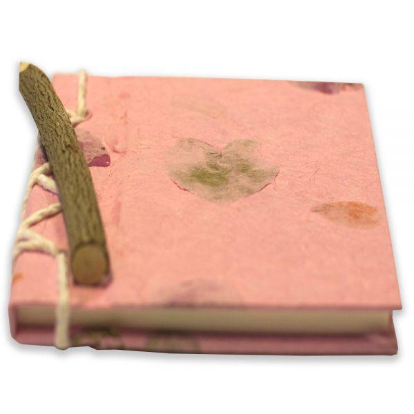 SAA-Bücherl mit SAA-Papier in ROSÈ
