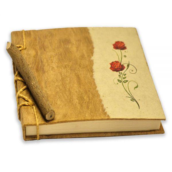 Rosenbuch ~ für allle Einträge und Anlässe.