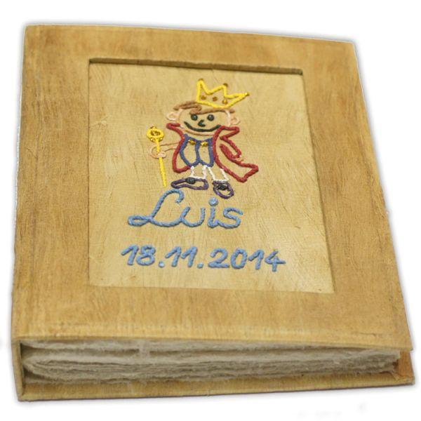 """Baby Fotoalbum """"Der kleine Prinz"""""""