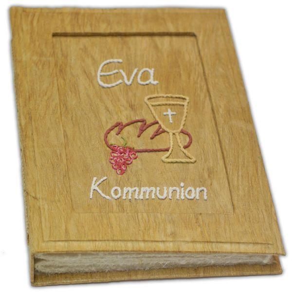 """Kommunionalbum """"Brot + Kelch"""" Eva"""