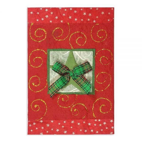 Weihnachtskarte mit Design | Motiv Nr. 19