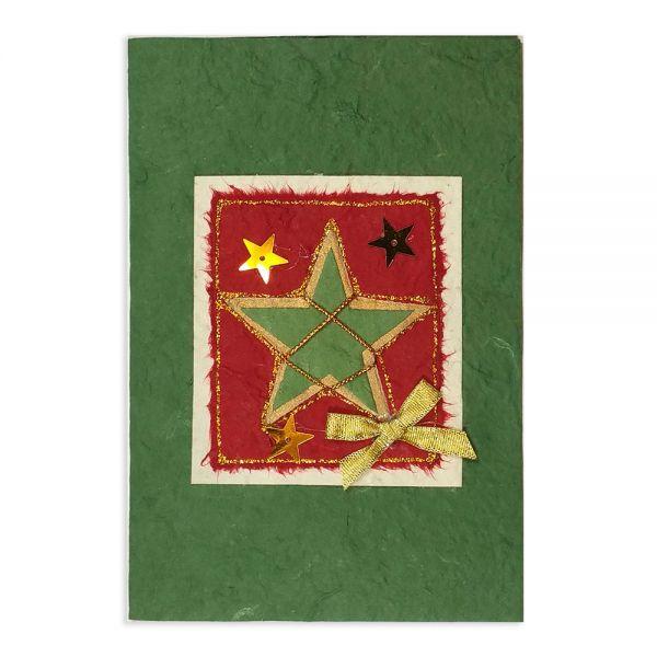 Weihnachtskarte mit Design | Motiv Nr. 22