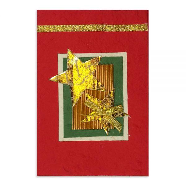Weihnachtskarte mit Design | Motiv Nr. 16