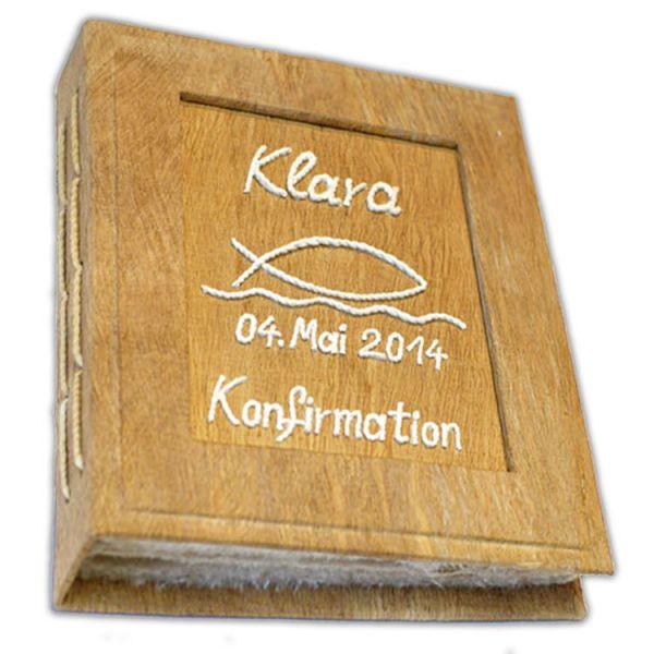 "Konfirmations Fotoalbum ""Klara"""