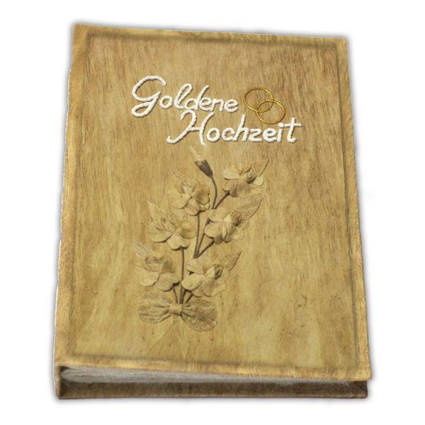 "Goldene Hochzeit Fotoalbum ""Lebensranke"" Nr."